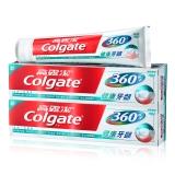 高露洁(Colgate) 360°口腔健康 牙膏 200g×2(健康牙龈)(新老包装随机发放)