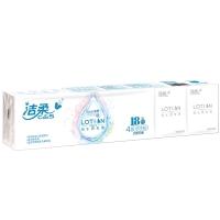 洁柔(CS) 手帕纸Lotion柔滑系列4层手帕纸*18包