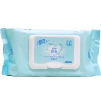 清风(APP)湿巾 EDI纯水系列 80片家庭装 不含酒精