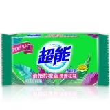 超能 檸檬草透明皂/洗衣皂(清新祛味)260g(新老包裝隨機發貨)