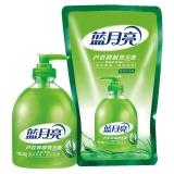 蓝月亮 芦荟抑菌洗手液(瓶+袋补)500g+500g