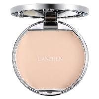 蓝秀(lanchen)柔光丝缎粉饼LCE01#白皙肌肤适用8.5g  彩妆 粉底霜 保湿遮瑕 持久定妆