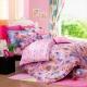 [京东下架品种]圣之花(St.fiore)富安娜艺术家纺套件健康纯棉儿童床单四件套快乐海洋单人1.2米床粉