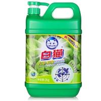 白猫 去油+抑菌洗洁精2000g