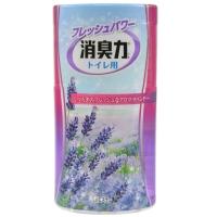 ST 【日本原装进口】消臭力 薰衣草香(卫生间用)芳香除臭剂 空气香氛 祛异味 400ml