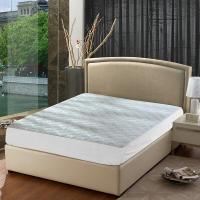 SAINTMARC罗莱生活出品 全棉竹炭纤维床垫 床笠床褥子垫被 尚玛可150*200