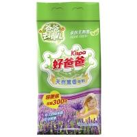 好爸爸 天然薰香皂粉 1.2kg+300g/袋 親膚無刺激