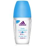 [京东下架品种]阿迪达斯adidas女士走珠香体液 清新50ml