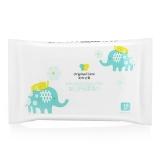 初然之爱(Original care)婴儿护肤柔湿巾10片装(婴儿湿巾湿纸巾、护肤湿巾、婴儿柔湿巾)
