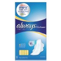 护舒宝(Always)未来感·极护 卫生巾日用 240mm 36片(欧美原装进口 液体材料 10倍吸收)