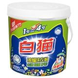 白猫 新浓缩洗衣粉(丹麦进口生物酵素)900g