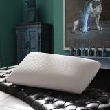 ?#26032;?#21487;家纺 乳胶枕天然乳胶枕头枕芯成人单人枕 梵诺克.法式乳胶枕70*40*14