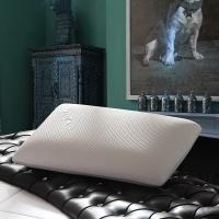 SAINTMARC罗莱生活出品 梵诺克.法式乳胶枕 护颈椎枕头枕芯 尚玛可70*40*14