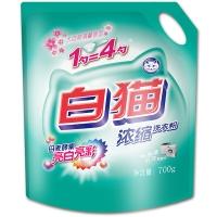 白猫 新浓缩洗衣粉(丹麦进口生物酵素)700g