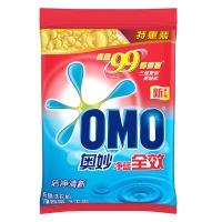 奥妙(OMO)洗衣粉 净蓝全效洁净清新3000g