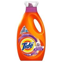 汰渍洁净薰香薰衣草柔香洗衣液1kg/瓶 柔顺 护色 含熏香因子