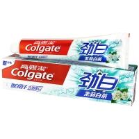 高露洁(Colgate) 劲白 牙膏 180g (茉莉白茶)(新老包装随机发放)