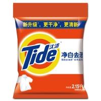 汰渍净白去渍洗衣粉2.15kg/袋 加酶 无磷 超浓缩