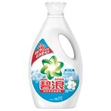碧浪潔護如新清新茉莉香型洗衣液2kg/瓶 護色 去漬 含馨香因子