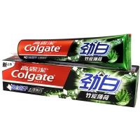 高露洁(Colgate) 劲白竹炭薄荷 牙膏 180g (新老包装随机发放)