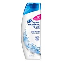 海飞丝去屑护肤洗发水深层洁净型200ml(洗发露 新老包装随机发放)