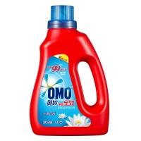 奥妙 净蓝全效水清莲香深层洁净洗衣液1kg