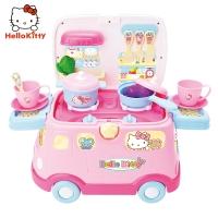 HELLO KITTY情景模拟-梦幻移动厨房,KT-8590