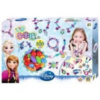 迪士尼小能手-冰雪串串珠,DS-2564 500颗礼盒装