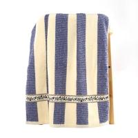 金号 毛巾家纺 提缎浴巾1311单条装