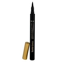 欧莱雅(LOREAL)美眸深邃眼线水笔1.6g 黑色(欧莱雅彩妆 纯黑流畅 易用 清晰)