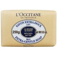 欧舒丹(L'OCCITANE)乳木果牛奶味护肤香皂250g(又名乳木果牛奶味香皂250g)沐浴皂 身体皂