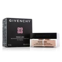 纪梵希(Givenchy)轻盈无痕明星四色散粉5号  4x3g(四宫格幻彩蜜粉 粉饼 定妆控油 多色)