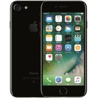 【KA】Apple iPhone 7 (A1660) 32G 亮黑色 移动联通电信4G手机