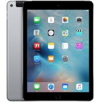 Apple iPad Air 2 平板电脑 9.7英寸 (16G WLAN+Cellular 机型/A8X芯片/Retina显示屏MGGX2CH)深空灰色
