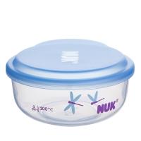 【德国品质】NUK宝宝碗勺餐具套 蓝色