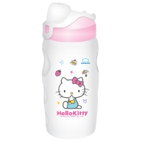 乐扣乐扣 HELLO KITTY 儿童吸管水杯350ml(粉色)HPP726T-OKT