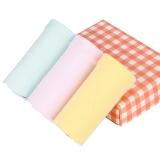 红豆(Hodo)女童内裤A类标准3条盒装短裤K728粉黄绿120/60