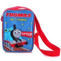 托马斯和朋友(Thomas&Friends)儿童卡通书包手提包 休闲运动多功能外出旅行斜挎包 3561TM