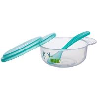 【德国品质】NUK宝宝碗勺餐具套 绿色