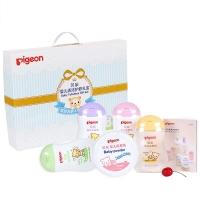 贝亲(Pigeon)婴儿清洁护肤用品 IA119(礼盒装)