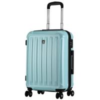 爱华仕(OIWAS)拉杆箱6158 商务出差飞机轮海关锁PC旅行箱 户外男女行李箱 24英寸浅绿色