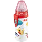 NUK迪士尼活力学饮杯300ml 红色(图案随机)【德国品质】