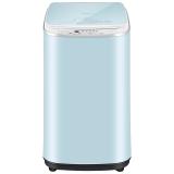 海信(Hisense) 3公斤 全自動波輪迷你洗衣機 寶寶兒童嬰兒小洗衣機 健康嬰兒洗 蒸煮洗 高溫洗 XQB30-M108LH