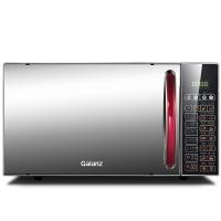 格兰仕(Galanz)微波炉 光波烘烤 12项智能美食菜单 800W快速加热 G80F20CN2L-B8(RO)