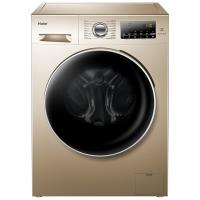 海尔(Haier) EG8014HB39GU1 8公斤变频洗烘一体滚筒洗衣机 蒸汽熨防皱烘干 智能APP控制