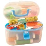 马洛里 针线包 家用便携旅行  多功能针线盒套装  颜色随机