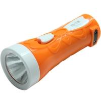 久量(DP)LED家用充电式便携式手电筒户外小手电(1灯)颜色随机 9062