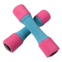 米客(MIKE)MK2016-1KG*2 身器材家用运动男士小哑铃瘦手臂女士体育用品哑铃套装kg练臂肌