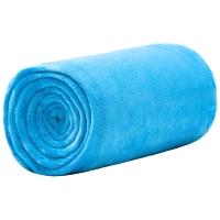 天石(HighRock)户外成人露营法兰绒抓绒睡袋内胆 商务旅行便携 休闲午休空调被 天蓝色
