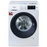 西门子(SIEMENS) XQG90-WM12U4C00W 9公斤 变频 滚筒洗衣机 全屏触摸显示器 加速洗 节能洗(白色)